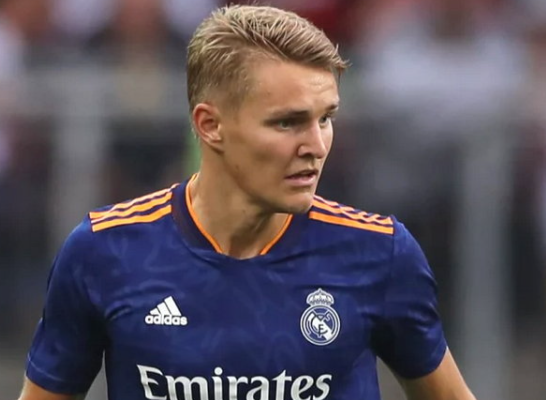 Real Madrid to drop Odegaard 's fee for Arsenal