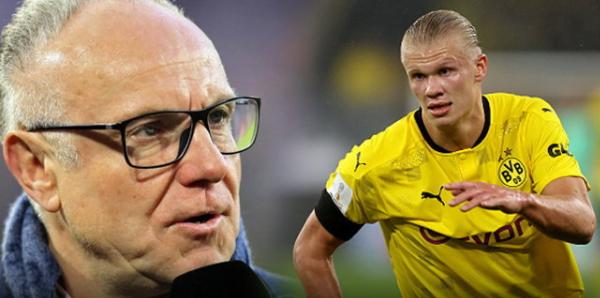Dortmund believes Haaland may join England