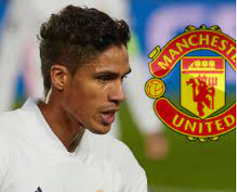 Why Varane is not number 4 in the Manchester United?
